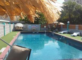 South Beach Inn Beach Motel, motel in South Padre Island