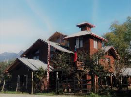 Hostal Quillelhue, hotel en Pucón