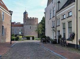 De Pelsertoren, B&B in Zwolle