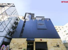 인천 송도 센트럴파크 근처 호텔 호텔 주안 마리