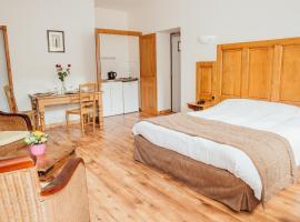 Appart Hotel Charles Sander, hôtel à Salins-les-Bains