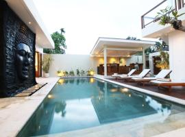Villa Aditi, hotel near Naughty Nuri's Warung Seminyak, Seminyak
