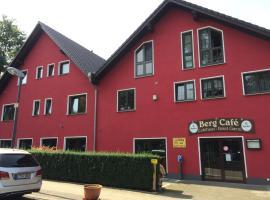 Bergcafè - Hotel Kammann, hotel near Basilica St. Ludgerus, Essen