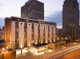 DoubleTree by Hilton Milwaukee Downtown, hotel in Milwaukee