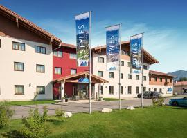 Styles Hotel Piding, Hotel in der Nähe von: DomQuartier Salzburg, Piding