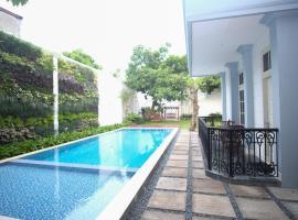 Rumah Kertajaya, homestay di Surabaya