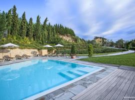 Relais Villa Belvedere, hotel en Incisa in Valdarno