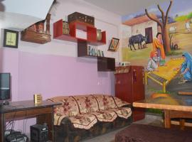 Azure Family Paying Guest House, B&B in Varanasi
