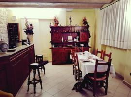 Hotel Ponte San Vittorino, отель в Ассизи