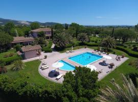 Agriturismo Villa Toscana, hotel a Campiglia Marittima