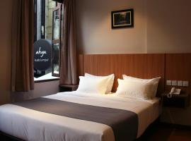 Ahyu Hotel, hotel near Pudu Sentral Bus Terminal, Kuala Lumpur