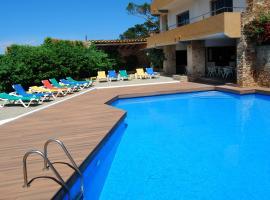Hotel Sa Riera, hotel a Begur
