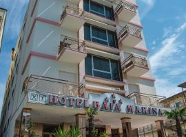 Hotel Baia Marina, hotell i Cattolica