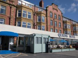 Queens Hotel, hotel near Sandcastle Waterpark, Blackpool