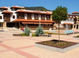 Hotel Etropolia, hotel in Etropole