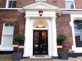 The Scott at Claremont Serviced Apartments, hotel near University of Leeds, Leeds
