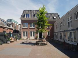 Stayci Serviced Apartments Central Station, hotel near New Babylon, The Hague