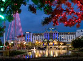 Gaylord Texan Resort and Convention Center – hotel z zapleczem golfowym