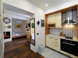 Apartment Gollner, hotel near Mimara Museum, Zagreb