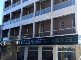 Hotel Potencial, hotel in Conselheiro Lafaiete