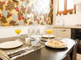 Charme Apartment Campo de' Fiori, leilighet i Roma