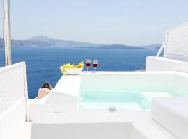 Delta Suites, cottage in Oia
