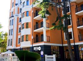 Apartments Malina Great, family hotel in Svetlogorsk