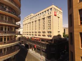 ibis Yerevan Center, hotel v mestu Yerevan