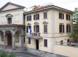 Diana Park Hotel, hotel in zona Ospedale Pediatrico Meyer, Firenze
