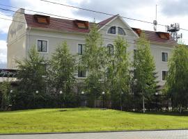 Отель Премьер, отель в Ижевске