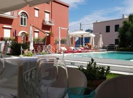 Palatium Mari, отель в Капри