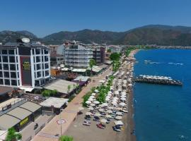 Marmaris Beach Hotel, отель в Мармарисе