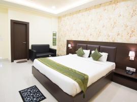 Treebo Trend King's Court, hotel in Bhubaneshwar