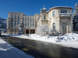 Hotel Reine Victoria by Laudinella, hotel in St. Moritz