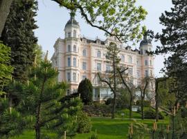 Bristol Palace, отель в Карловых Варах