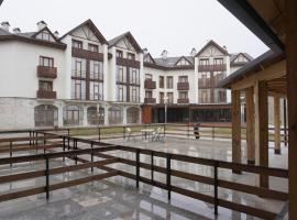 Hotel G Apartment, отель в Гудаури