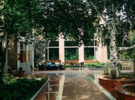 Hotel Bereg, отель в Балакове