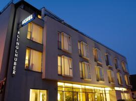 Hotel Klinglhuber, Hotel in Krems an der Donau