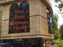 West Point Premium Hostel, hotel in Almaty
