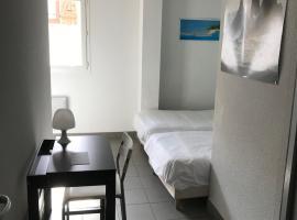 Balaena hébergement, hostel in Marseille