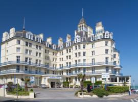 Queens Hotel, hotel near Towner Art Gallery, Eastbourne