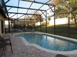 Kissimmee Area Pool Home, hotel near Disney's Blizzard Beach Water Park, Orlando