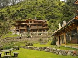 Hacienda Rumiloma, hotel in Quito