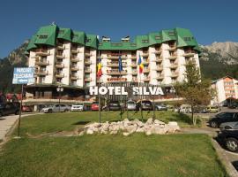 Hotel Silva Busteni, hotel in Buşteni