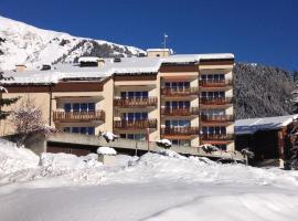 Casa Salins, hotel in Sedrun