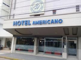 Hotel Americano Pergamino, hotel en Pergamino