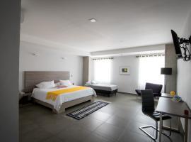 Maria Ines Hotel Suite, hotel in Oaxaca City