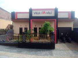Villa Villi, villa in Batu