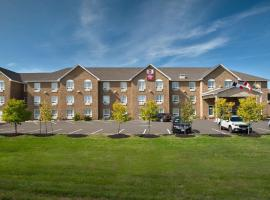Best Western Plus Moncton, hotel em Moncton