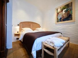Hotel Colvenier, hotell i Antwerpen
